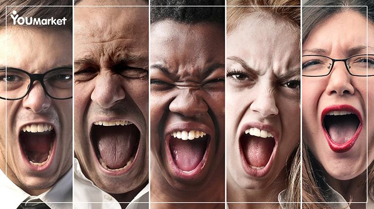 Cómo lidiar con clientes enojados