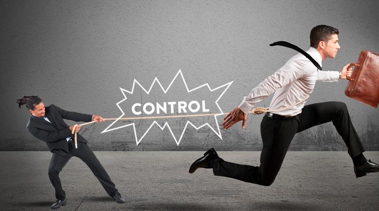 El control en la era digital